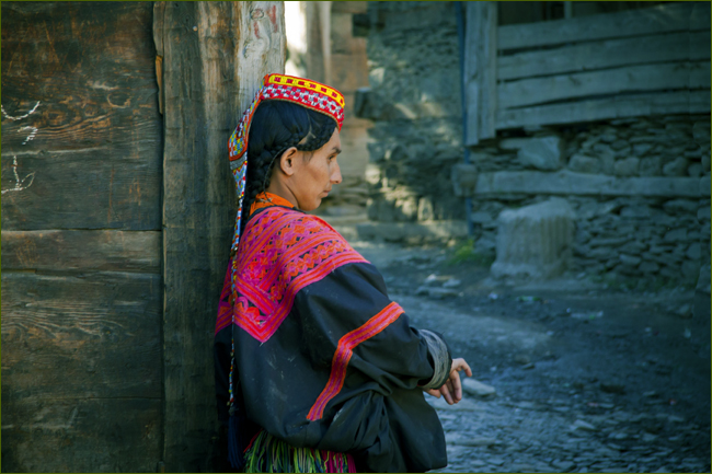 A COLOR OF LIFE IN KALASH VALLEY PAKISTAN