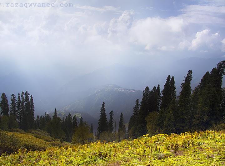 Stunning Scenic Beauty Of Naran Valley Pakistan