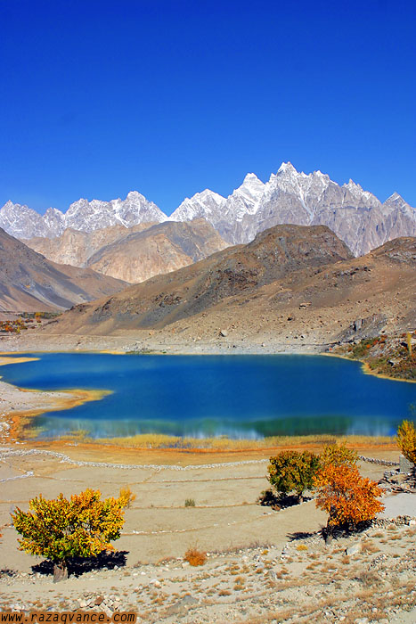 Best Autumn Pictures From Hunza Valley Pakistan