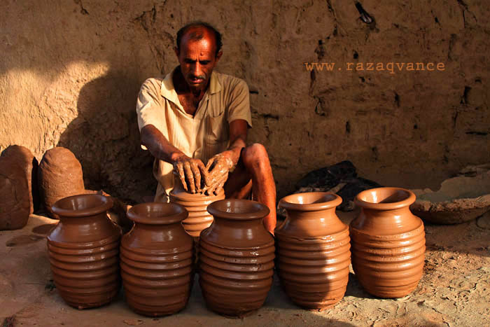 Art Of Pottery And Potters Of Asia In Pictures