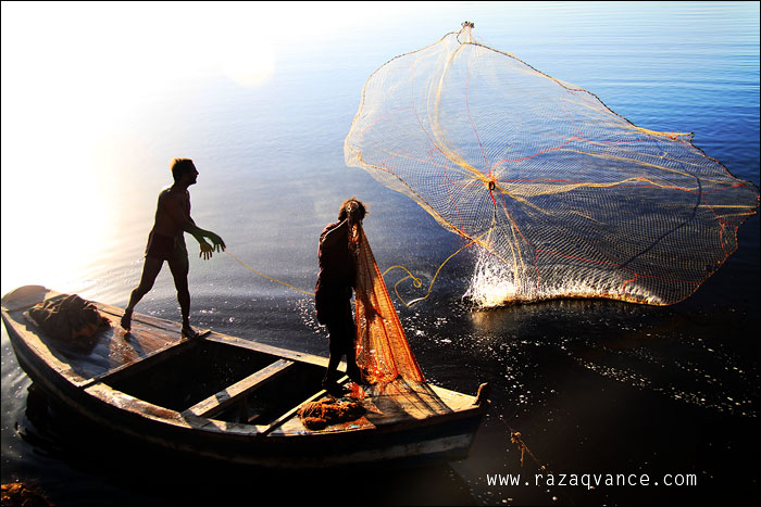 A Day In The Life Of Fishermen