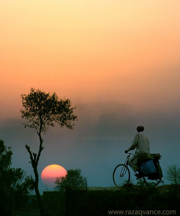 Beauty Of Village Life In Asia And Fine Art Photography