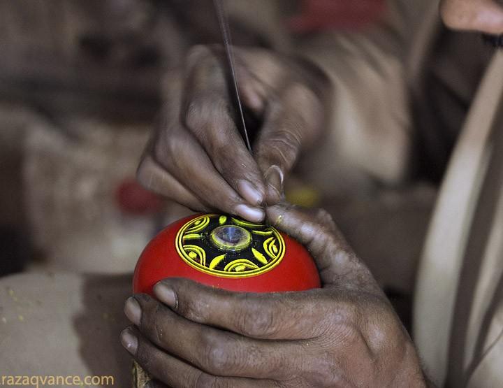 Golden Hands Of Artisans Of Asia