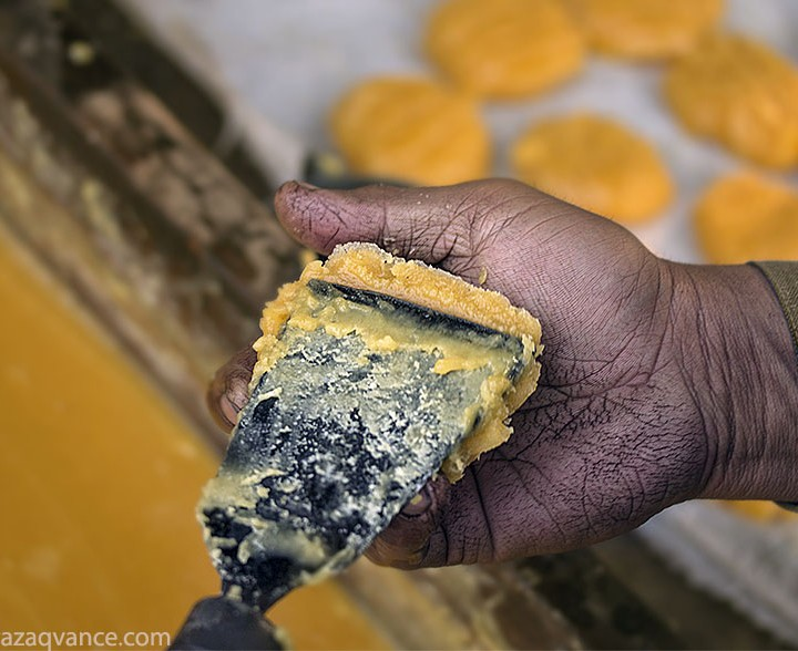 How Farmers Make Some Traditional Sweet From Sugarcane Juice