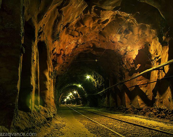 Landscape And Natural Beauty Of Kheura Salt Mine Pakistan