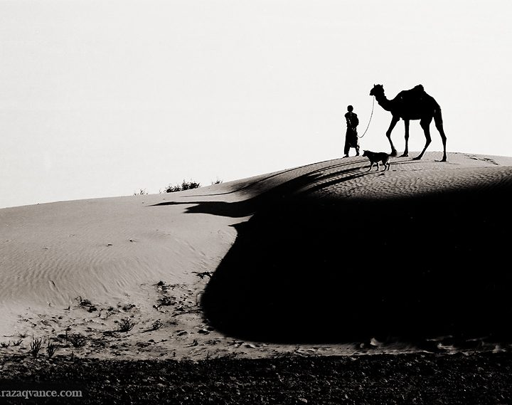 Life and Light in the Desert of Thal in Pakistan