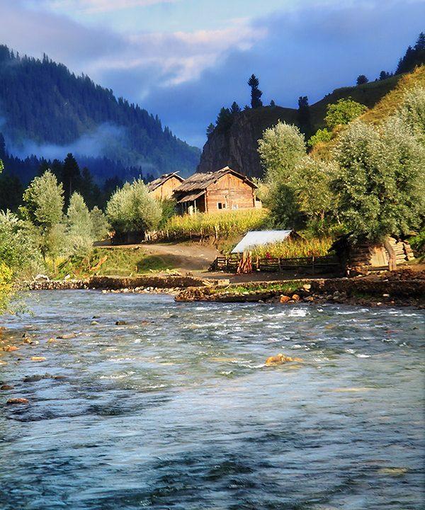 Heavenly Beauty of Neelum Valley Kashmir
