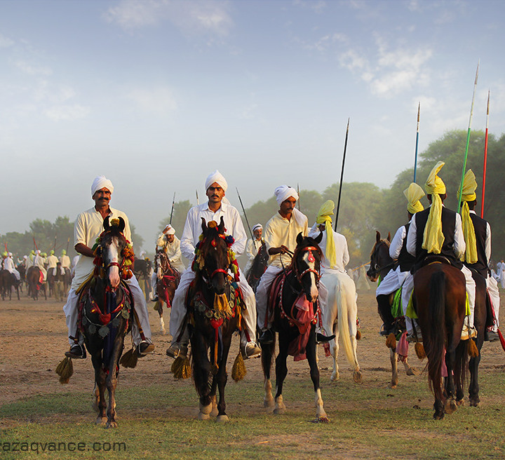 Village Festivals-Diversity of Culture and Grace of People in Asia