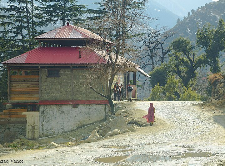 Glimpses of Life in Upper Swat Valley near Kalam Pakistan