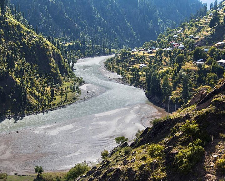 Enchanting and Mesmerizing Beauty of Neelum Valley Kashmir